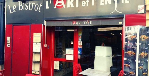 restaurant et cave à vins, l'art et l'envie à Bergerac